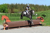2016-05-15 EI 100 Classes XC Pink Course