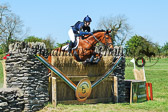 2017-05-07 One Star XC Fence 4 Yellow Course